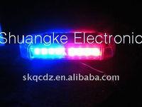 led warning light bar for truck police, fire ambulance warning(LBUT-E403)