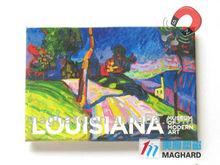 Tourist souvenirs, Iron Fridge Magnets Guaranteed 100% Free Custom Logo,souvenir magnet