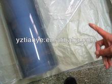 Hard/flexible super clear PVC plastic sheets