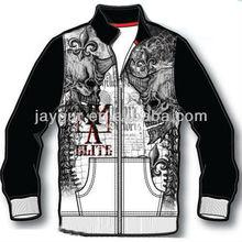 Latest design mens jacket 2012