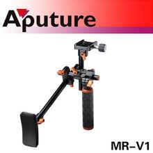 Dslr camera shoulder support /rig steadicam