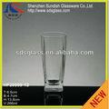 12oz clara vaso de vidrio hf20009-12