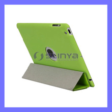 Hard Cover With Folding Shell PC Case For iPad 2 3 4