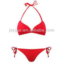 Custom hot sex lady bra and bikini