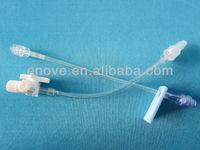 Disposable PVC extension tube