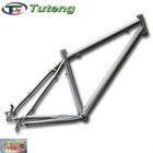 titanium bike frame
