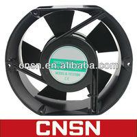 """150x172x51mm 6 inch 6"""" industrial exhaust axial flow fan"""