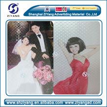 matt/glossy photo cold lamination film(white backing paper)