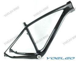 """EN Standard MTB Carbon Frame 29er Size: 15.5""""/17.5""""/19""""/21"""" Weave: 3K/UD , BSA/BB30 Carbon Frame"""