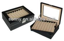 Popular 16pens PU leather pen case