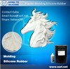 Plaster Crafts Molding Silicone Rubber: Hot sale!