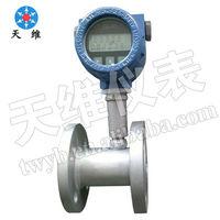 LED digital local display water turbine flow meter