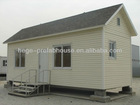 Cheap russian prefabricated house wooden