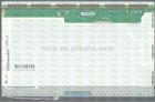 TFT 14 inch Lcd Monitor Screen For Repair QD14WL01 B140EW02