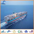 Profissional caminhão e serviço de frete marítimo para a rússia