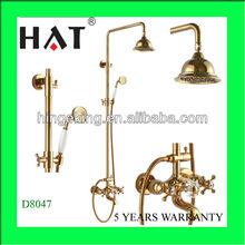 HAT D8047 Single handle shower faucet with antique copper