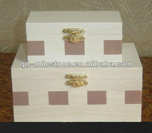 Good quality engraving and handmade wooden jewelry box latches
