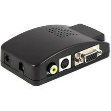 RCA Composite & S-Video to VGA Converter