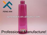 Personal Care Plastic Bottles and pet Bottles transparent pet bottles