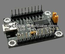 FT232RL module; USB transfer TTL (UART) 3.3V/5V TTL level selection; sending the USB cable For Arduino