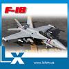 Wholesale model f-18 electric foam rc plane