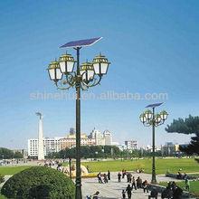 8-40W newest&hotest design all in one solar street light solar panel