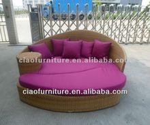 rattan patio day bed 015 aluminium sun beds