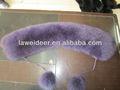 di alta qualità vero collo di pelliccia di volpe