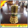 de metal de encargo ruedas de oración tibetanas