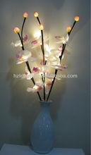 LED flower vase light battery operated Christmas light Decoration Light