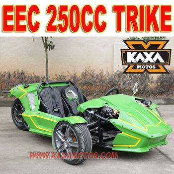 EEC 250cc Trike Roadster