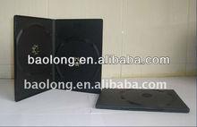 long size dvd case box 9mm black