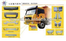For China heavy trucks Shaanxi Shacman DEYU: truck lamps, mirrors, body parts