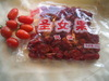 chinese brand dried cherry tomato cherry tomatoes packaging case