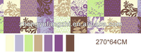 2013 new design polyester microfiber brushed fabric for textile