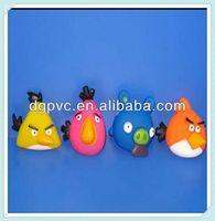 plastic toys for kids ,spongebob, pvc vinyl dog