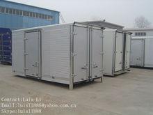 Hyundai van box ,box van,truck body box