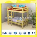 Moderna de madeira infantil cama bund/cama para a criança lt-2148b