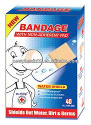 Dr.Oaky FDA approved PU waterproof adhesive bandage76x19