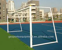 7 people Steel pipe soccer/football goals