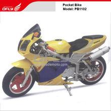 110cc 4-Stroke Super Pocket Bike