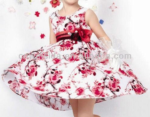 Vestidos para niñas de 11 años