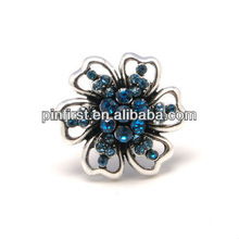 Unique Cheap Rings Antique Sapphire Crystal Rings Simple Cute Rings