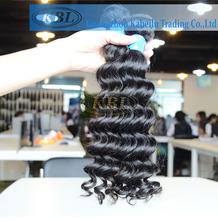 Virgin brazilian hair, 24 inch human hair extensions