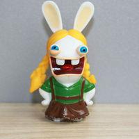 3D soft pvc figure, plastic promotional toy, Plastic Toys