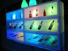 illuminated furniture 2013/ plastic big ice bucket /flower spot