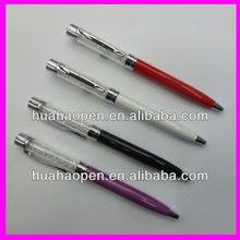 Popular crystal pen,crystal ball pen,