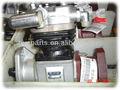 mayor yutong kinglong autobús diesel piezas del motor del compresor de aire
