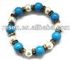 Handmade stone necklace jewelry accessory