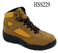 WH,anti-moist leather work and daily life your best choice for fashion safety shoes